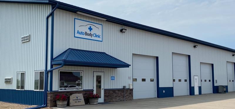 Huron Auto Body Clinic Exterior