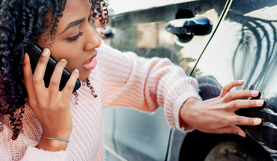 Steps To Take When Accident Repair Goes Wrong