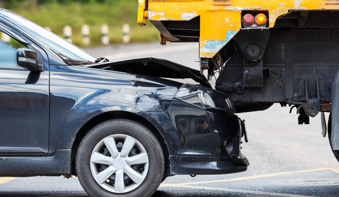 Motor Vehicle Accidents And Front-end Collisions